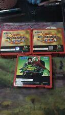 Sammy atomiswave  game card Knights of valour the seven sprites original