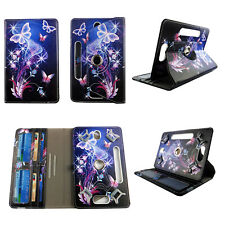 "10 inch tablet case Android universal tablet cover 10"" 360 stand cash ID slots"