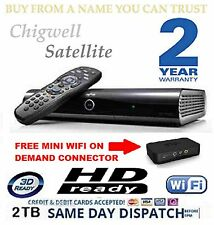 SKY PLUS + HD BOX - SKY AMSTRAD DRX895 - 2TB - ON DEMAND - PVR6