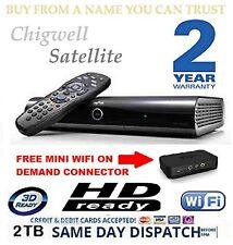 SKY Plus + HD BOX-SKY Amstrad drx895 - 2TB-su richiesta-pvr6