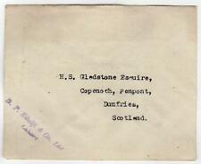 PAKISTAN: 1950s cover to Scotland (C29383)