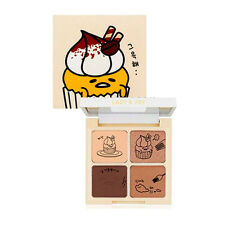 HOLIKA HOLIKA Gudetama Lazy & Joy Cupcake Eye Shadow Kit 02 - (USA Seller)