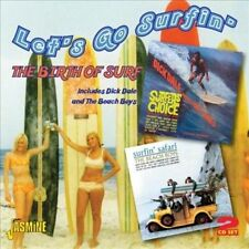 NEW Let's Go Surfin' - The Birth Of Surf (Audio CD)