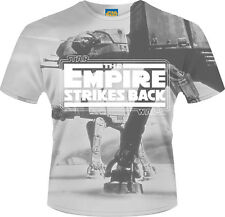 Star Wars - The Empire Strikes Back AT-AT T-Shirt Homme / Man - Taille / Size S