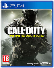 Call of Duty infinie Warfare ~ PS4 (NEW & SEALED)