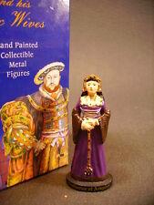 "Britains figurine ""historic royal palaces"" Catherine of Aragon  +boite"