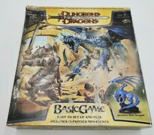 Dungeons and Dragons Basic Game (2006) by Matthew Sernett Blue Dragon Complete