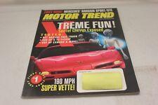 MOTOR TREND: XTREME FUN! AUGUST 1997 VOL.49 #8 (OAK9248-1 [BOX U] #2311)