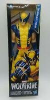 "Official Marvel Wolverine X Men Titan Hero Action Figure 12"" Avengers"