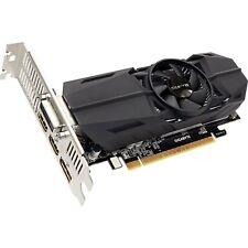 GIGABYTE GeForce GTX 1050 Ti OC LP, Grafikkarte, schwarz