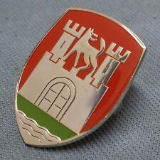 South Africian VW Volkswagen Hood Crest split oval kdf okrasa bug Zwitter emblem