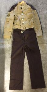 RARE Battlestar Galactica Viper Pilot Jacket & Pants By Unlimited 1970s