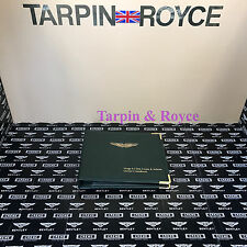 1995-1996 Aston Martin V8 Virage 6.3 LITRE Coupe Volante Owners Manual Book AS2