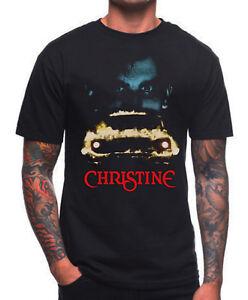 CHRISTINE T SHIRT HORROR MOVIE FILM 1980'S CULT
