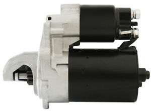 Starter Motor 12V 0.9KW 9TH CW Mini Cooper RE50, 52, 53 Manual Transmission