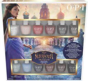 OPI Infinite Shine The Nutcracker Nail Polish Varnish Gift Box Collection 12 Set