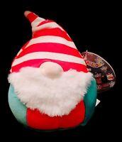 "NWT 2020 Christmas Squishmallow NORMA GNOME 5"" SOFT PLUSH LIMT ED SAFE AGE 0+"