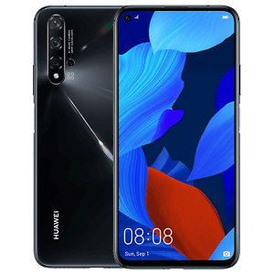 Huawei Nova 5T 6.26 Inch 128GB 48MP 4G Android Mobile Phone -Black Boxed