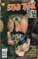 STAR TREK #53 1978 Gold Key / Whitman Variant Comic Book VF 8.0 Condition