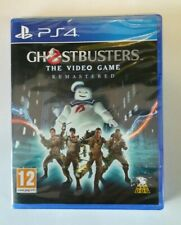 GHOSTBUSTERS THE VIDEOGAME REMASTERED PS4 - NUOVO SIGILLATO