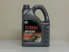 Fuchs Titan ATF 4134 Fluid Fully Approved To Mercedes 236.14 Specification 4Ltr