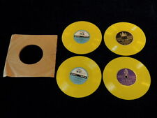 Golden Records Lot 4pc Crosby Oklahoma Surrey w/ Fringe Dale Evans Ave Maria A63