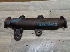 Ssangyong Rexton 2,7 Abgasrohr Abgaskrümmer  (2)