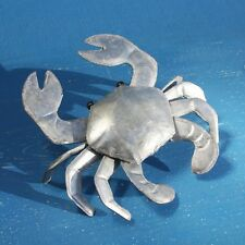 Colin the Metal Crab Large | Seaside Decoration by Shoeless Joe