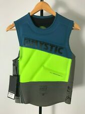 Mystic Star - Side Zip Impact Vest  - XSmall - Teal