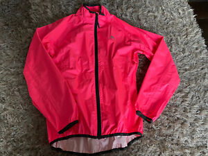 Trespass Running Cycling Jacket Pink Size Small NEW £35