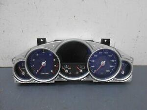 2008 08 09 10 Porsche Cayenne Turbo Gauge Cluster #7332