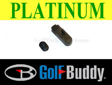 NEW GOLF BUDDY PLATINUM WORLD, II , 2 , Voice, PT4 - 3M BELT CLIP MOUNT KIT