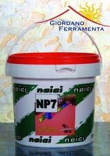 GUAINA LIQUIDA IMPERMEABILIZZANTE PEDONABILE  NP 7 ROSSA KG 5 (21947)