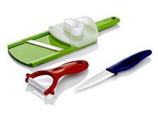Keramikmesser Messer Reibe Hobel Obstmesser Keramik Sparschäler Küchenmesser