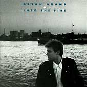 Into The Fire by Bryan Adams (CD, Oct-1990, A&M (USA))