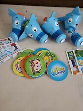 Elefun Snackin' Safari game with extra pieces