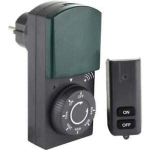 REV Count-Down-Zeitschaltuhr mit Fernbedienung Timer Zwischenstecker 25730 E13-2