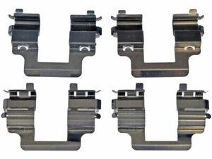 For 2010-2011 Land Rover LR4 Brake Hardware Kit Rear Dorman 53559MJ
