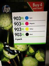HP 903XL 4-Pack de alto rendimiento Negro/Cian/ma - 3HZ51AE
