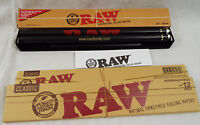 "RAW Brand 3 Piece Set Supernatural Size 12"" Inch 30 cm 2 Papers 1 Roller  #34"