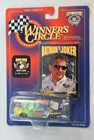 Winners Circle 1998 50th Anniversary NASCAR Die Cast Batman vs The Joker #28