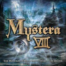Mystera VIII (2002) Gregorian, Ortiga, Amoure, Excalibur, Enigma, Caperca.. [CD]