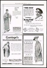 1916-ANTICA STAMPA PUBBLICITARIA Marshall. snelgrove Cavanders gorringes (037)
