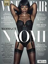 Vanity Fair 2015 45#Naomi Campbell,Levi Miller,Aurora RamazzottiCharles Schultz