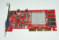 NVidia MX4000 AGP 64MB Graphics Card