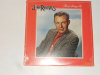 Jim Reeves There's Always Me RCA Analog 1980 USA Press SEALED MINT New