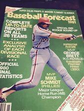3 Baseball Magazines Phil Phillies 81-83 Mike Schmidt Steve Carlton Plus Surf
