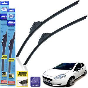 Punto Evo Alca Germany Flat Windscreen Wiper Blades 2615 ASF2615PT