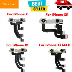 Replacement Front Facing Camera Flex Cable Sensor For iPhone X/XR/XS/XS MAX