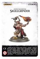 Warhammer Sigmar Khorne Skullgrinder  Bloodbound Khornate Blades